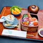 Сет с морепродуктами