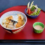Рис со свиной котлетой «Кацудон»