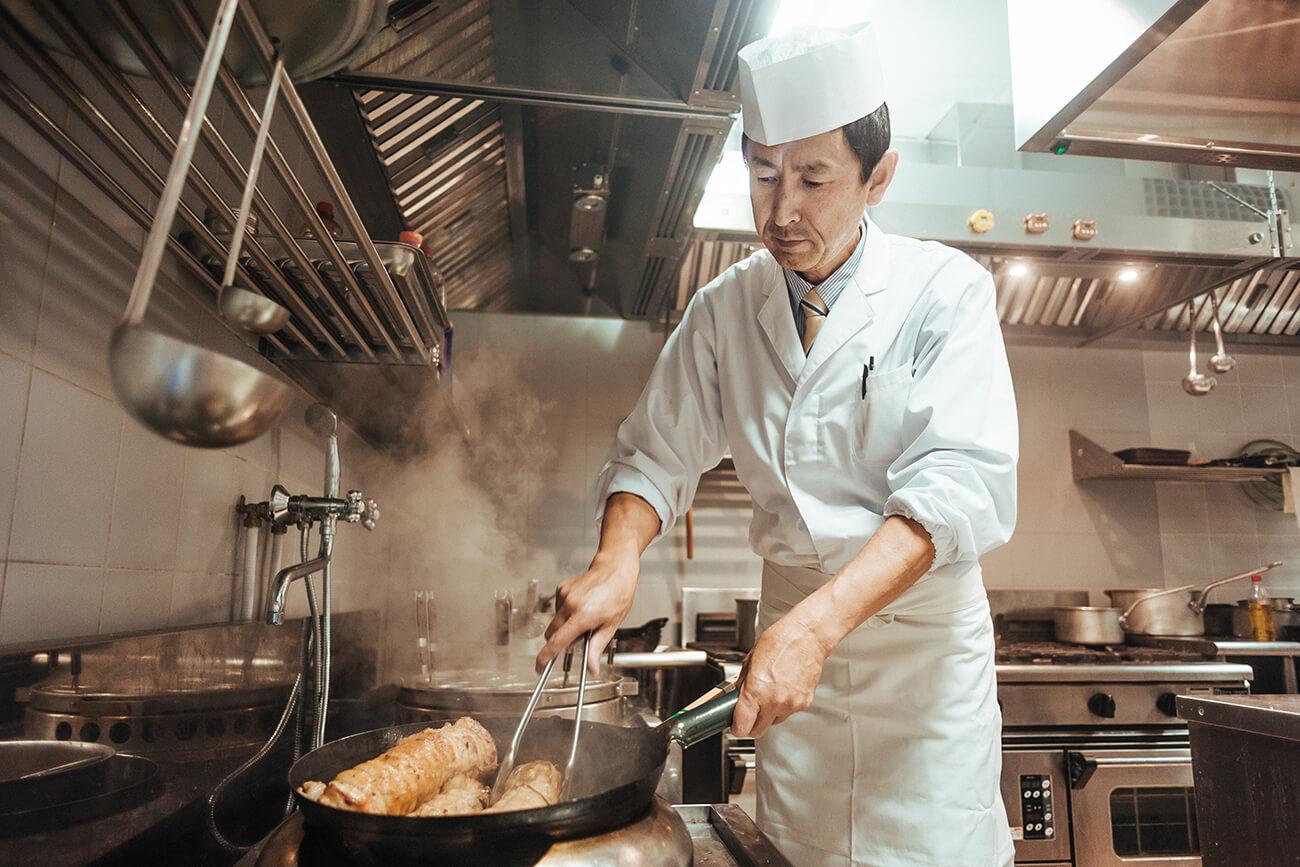 Японский ресторан 4