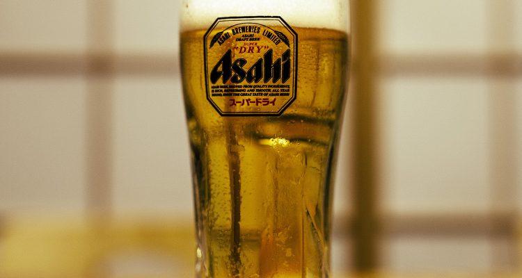 С 26 по 28 мая Asahi радует акцией: три бокала по цене двух!