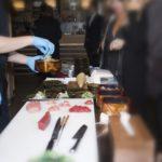 After-partyс дегустацией японского тунца….
